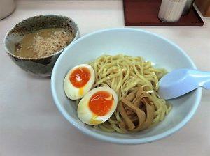 味噌のつけ麺