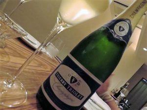 リュンヌのシャンパン