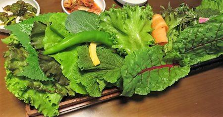 新大久保くるむ野菜