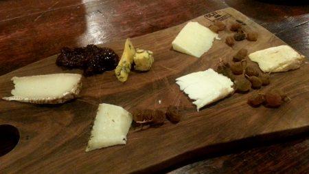 カンティーナ カーリカ・リのチーズ
