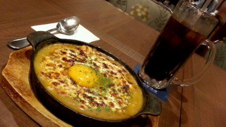 倉式焼きカレードリア