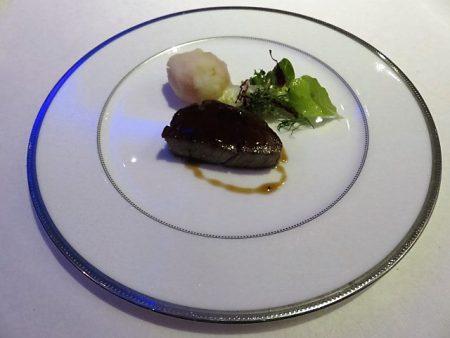 松阪牛フィレ肉のステーキ