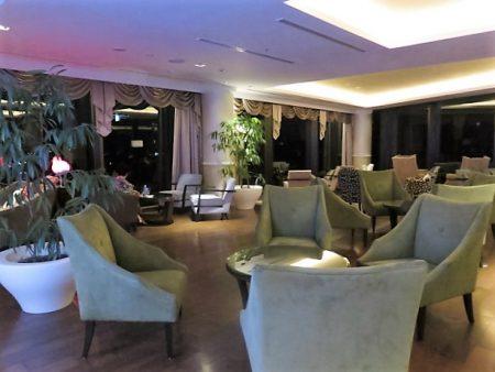 志摩観光ホテルゲストラウンジインテリア