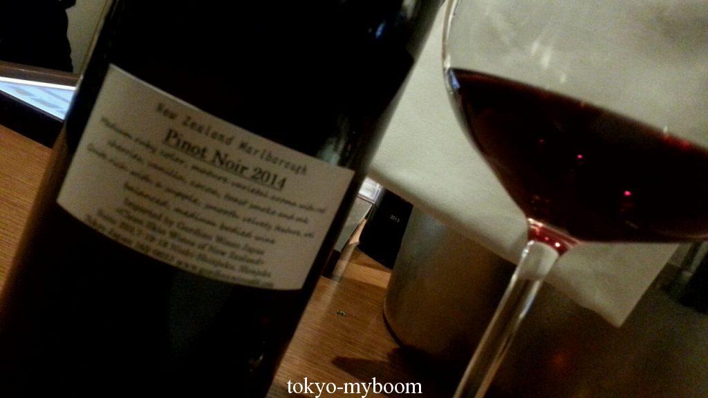 ニュージーランドの赤ワイン