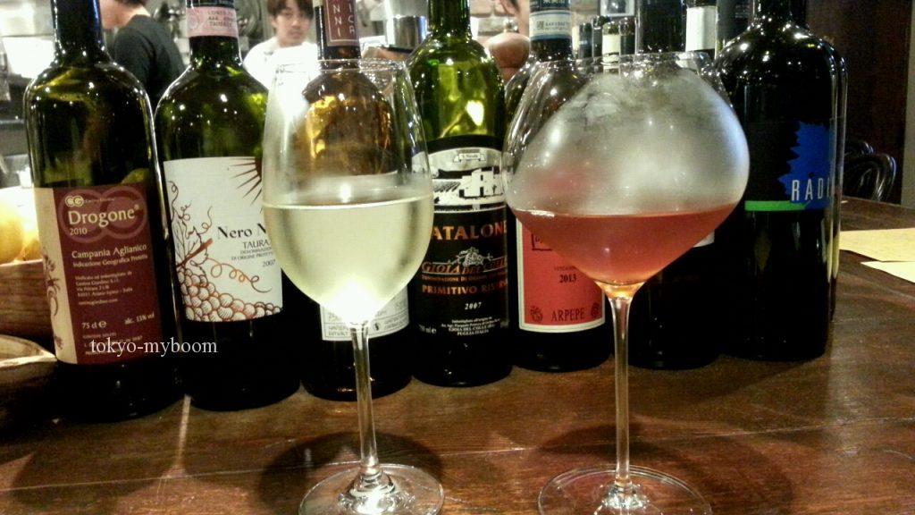 カンティーナ カーリカ・リのワイン
