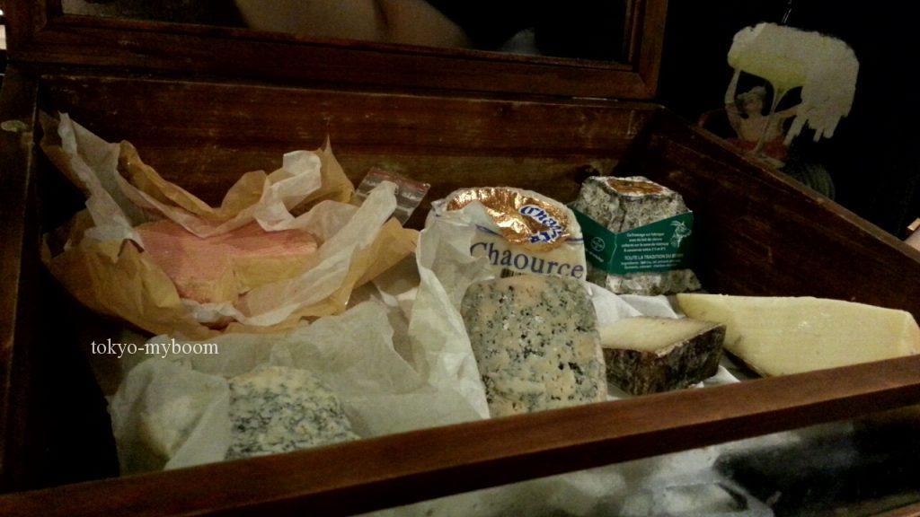 ユーロアールのチーズ