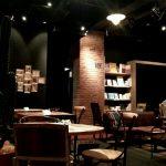 自由が丘BLUE BOOKS CAFEインテリア