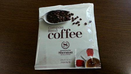 シェラトンのコーヒー