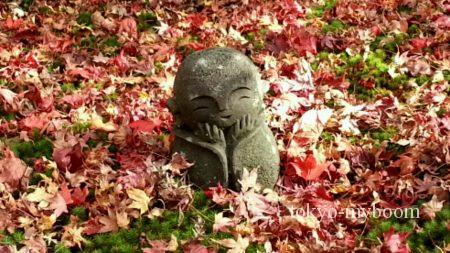 圓光寺のお地蔵さん