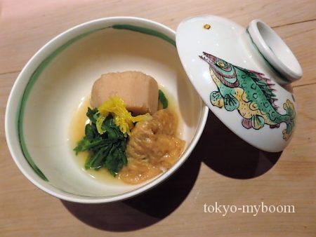 海老芋の煮椀