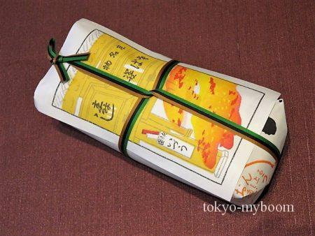 いづうの鯖寿司のパッケージ