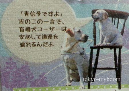 盲導犬2頭