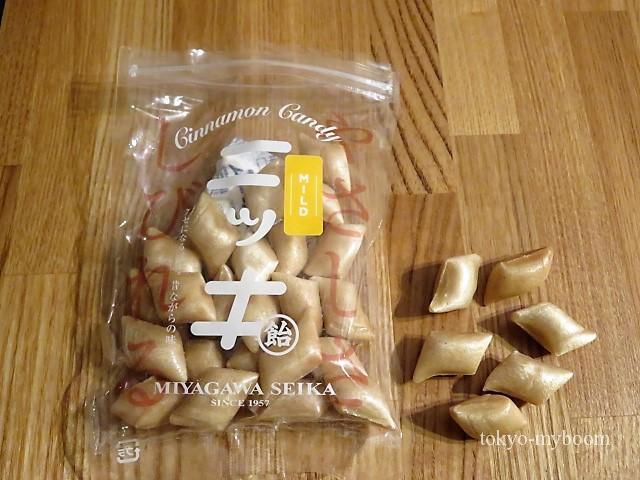 宮川製菓のニッキ飴