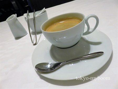 アニュのコーヒー