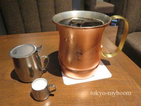 麻布珈琲アイスコーヒー