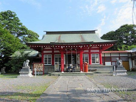 鹿嶋御兒神社(日和山神社)