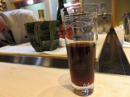 猿田彦のアイスコーヒー