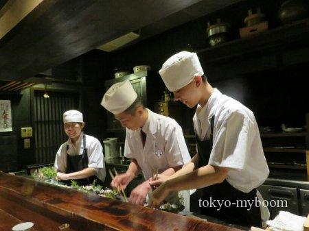 京都北山ディナー和食