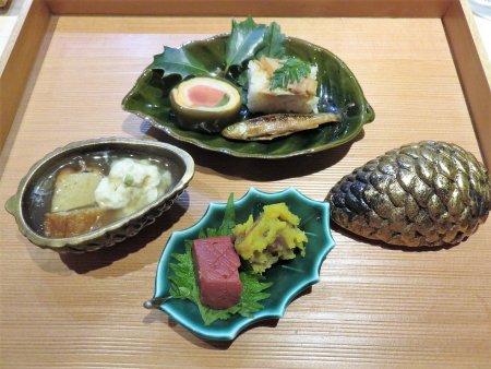 記念日ディナー東京和食