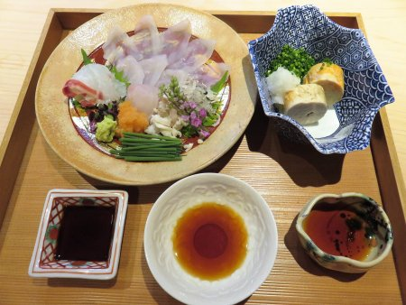 記念日ディナー東京和食7