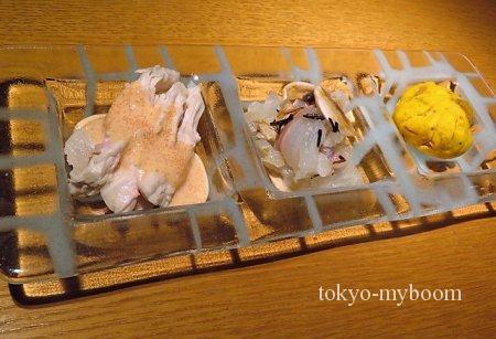 京都蕎麦屋にこらメニュー