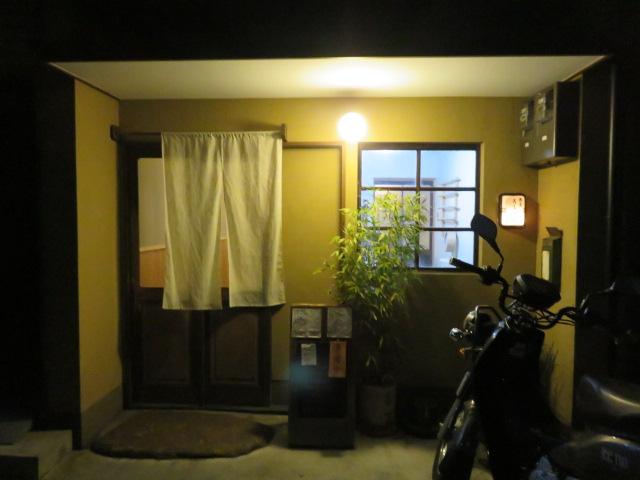 京都蕎麦名店ろうじな