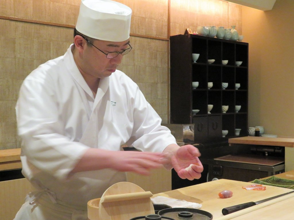 札幌グルメ夜ごはん寿司