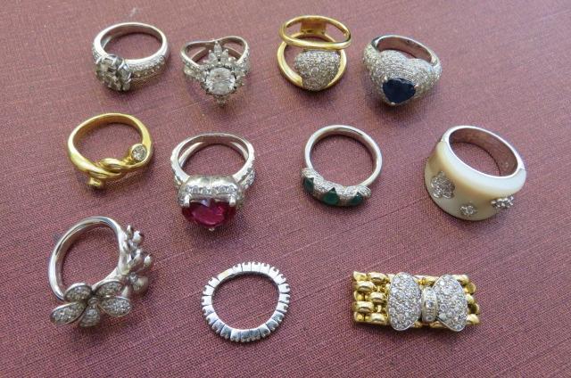 指輪サイズ直し料金東京