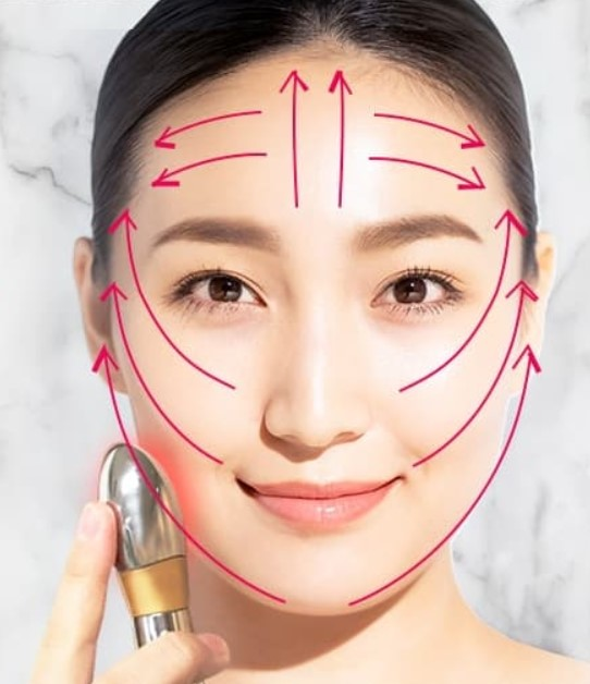 韓国美顔器センシアSENSIA
