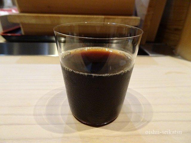 大門くろぎの猿田彦珈琲の水出しコーヒー