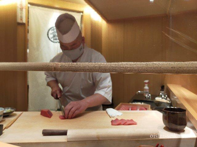 鮨つぼみコース